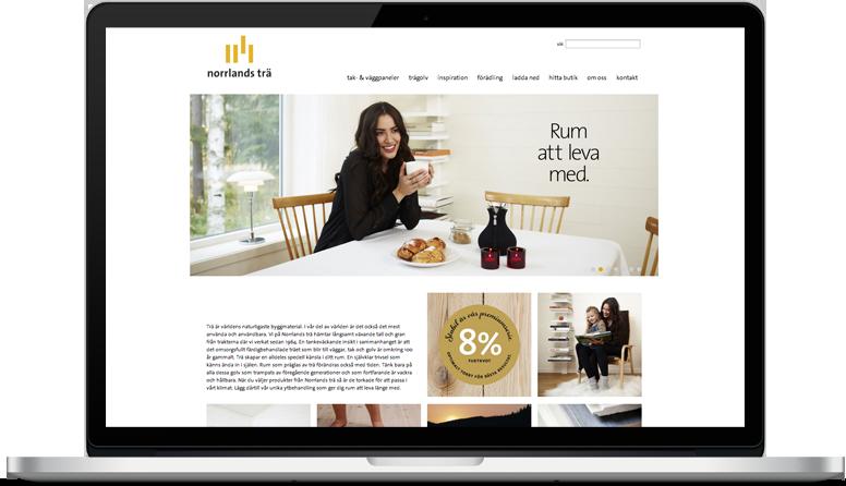 Flatmate Web Design