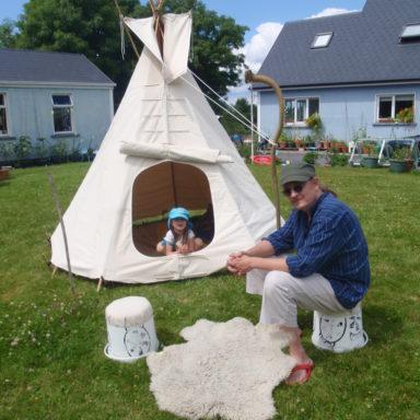 Yurt by Bearfoot Enterprise