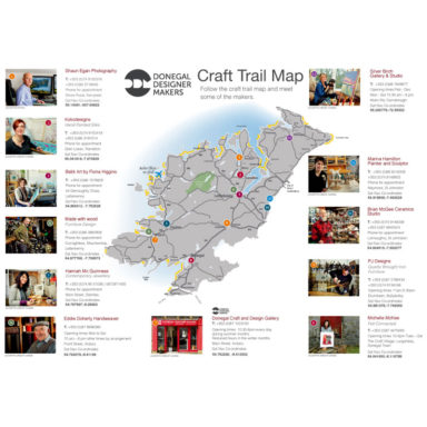 Donegal Crafts Makers Trail