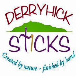Derryhick Sticks Logo 4