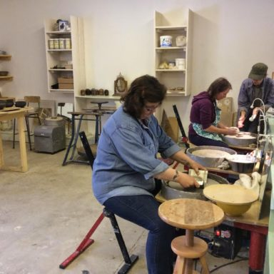 The Pottery Studio