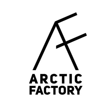Arctic Factory border black WITHOUT BOX