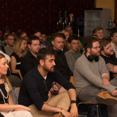 Audience for the Short Film Panel 2016