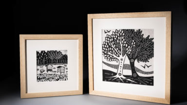 bees  marriage trees framed