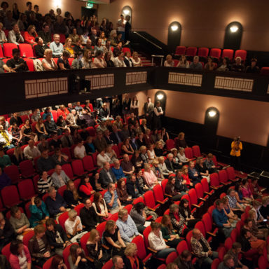 GFF Town Hall Theatre Opening film 2016