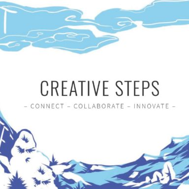 Creative Steps will be held in Sweden 15-17 May