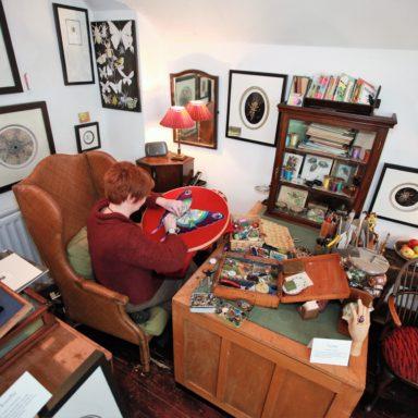 Emma's room   open studio
