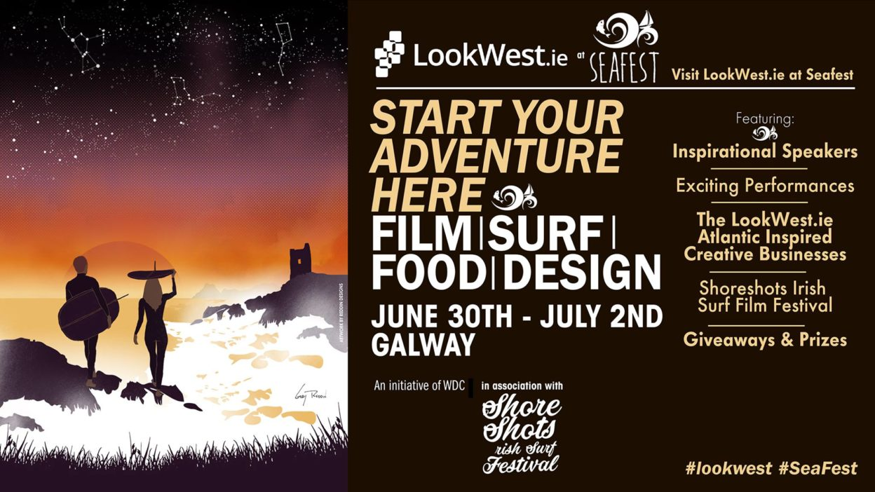 LookWest.ie at Seafest