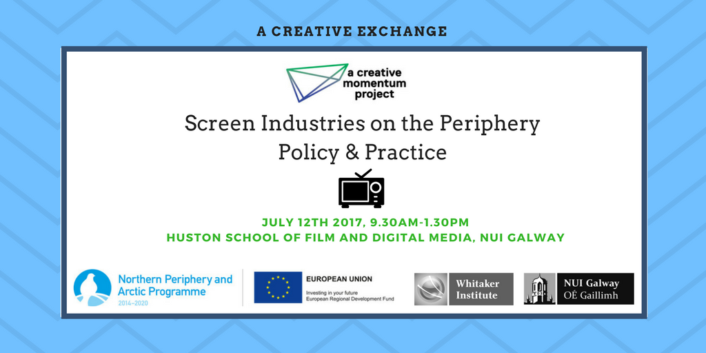 Screen Industries Exchange July17
