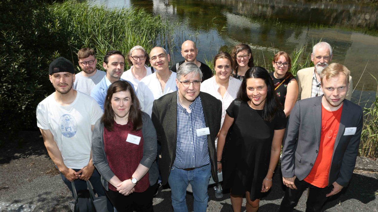 Project partners and film-makers supported to attend the Galway Film Fleadh