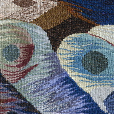 Frances Crowe Tapestry 3