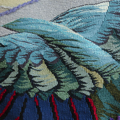 Frances Crowe Tapestry 4