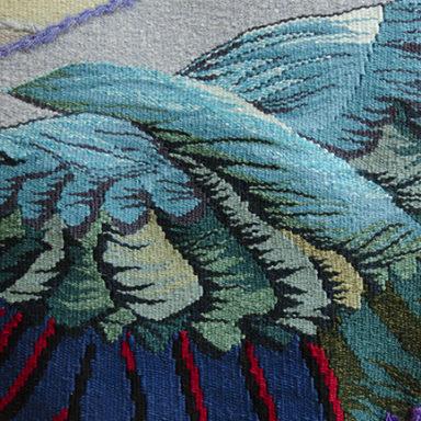 Frances Crowe Tapestry 4