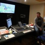 At Telegael studios