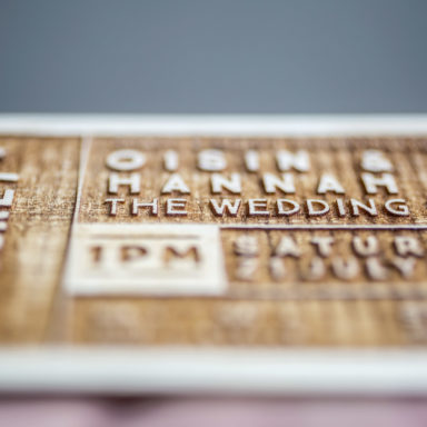 AyeDo Wedding Stationary texture