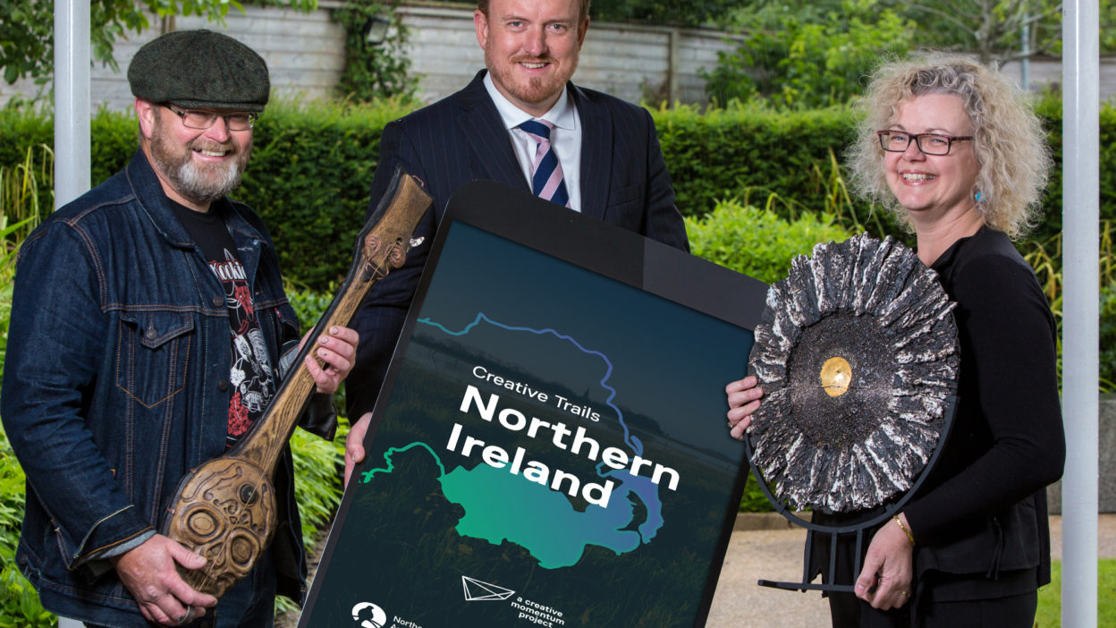 NI Creative Trails Launch 2