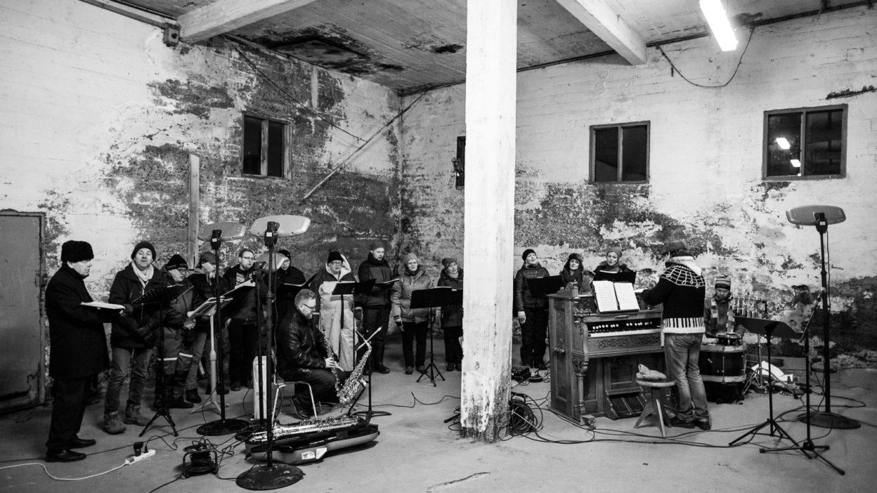 Hymnodia album recording