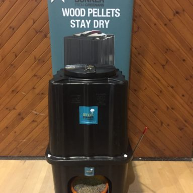 Wood Pellets Storage 1