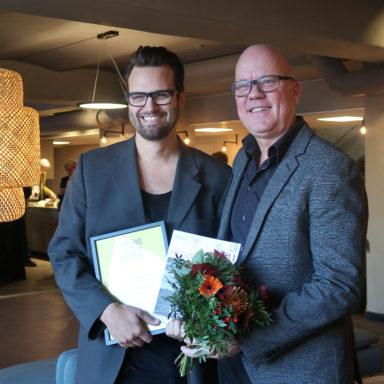 The award goes to Magasin Höga Kusten Publishing