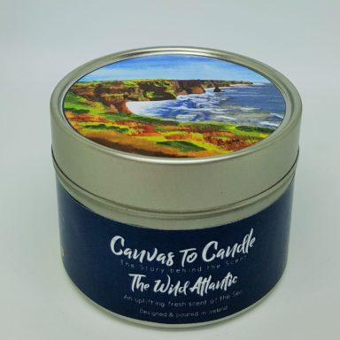 Canvas to Candle The Wild Atlantic