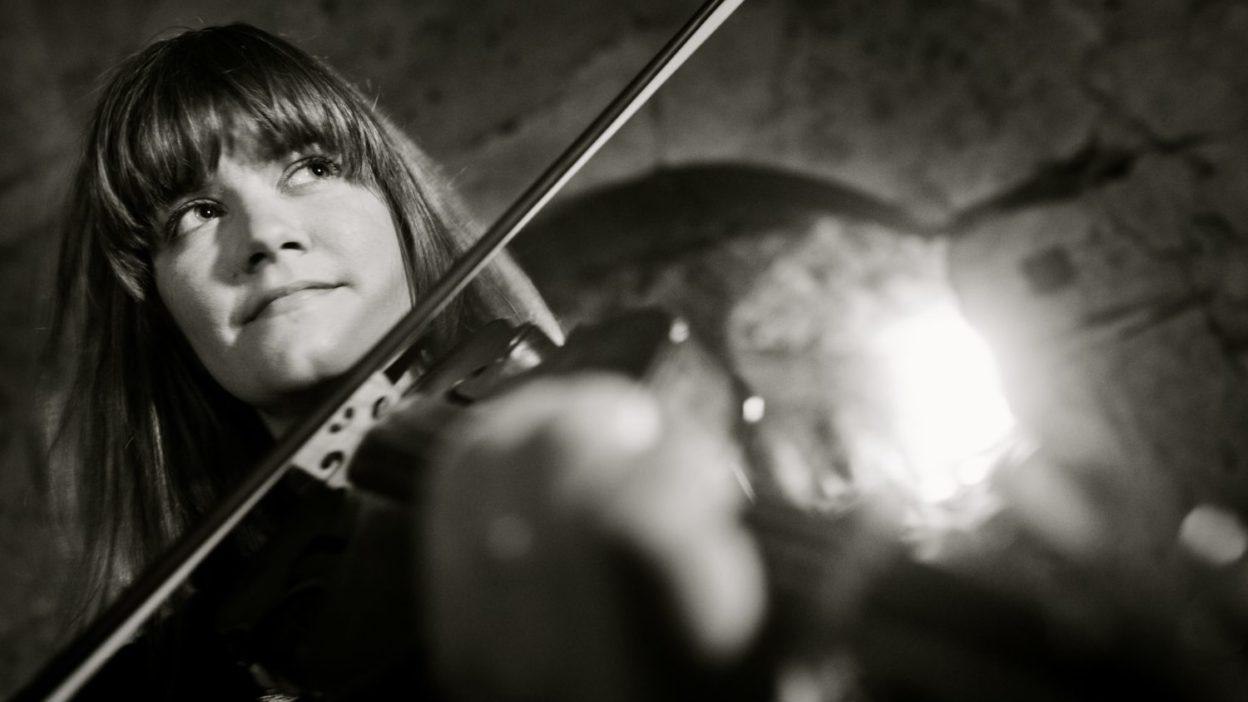 Emma Ahlberg Ek. Photo by Anna Gullmark