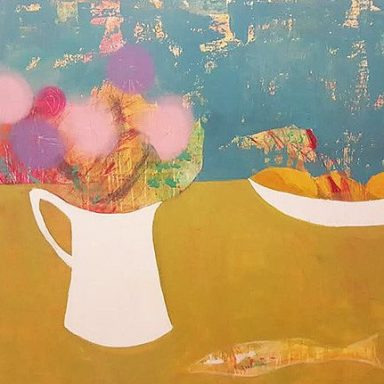 Lorna Watkins Still Life with a Fish
