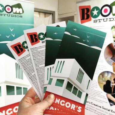 Boom Studio Bangor