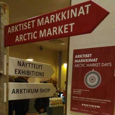 Arctic market