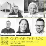Arctic Design Week speakers