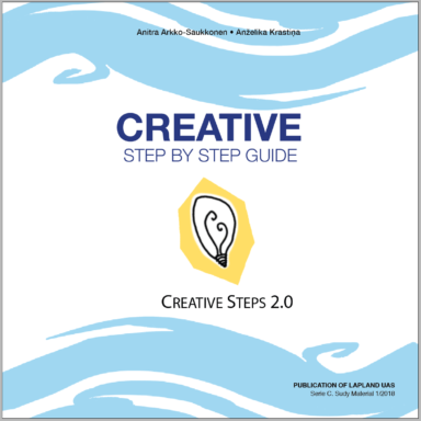 Cover of the Creative step by step guide