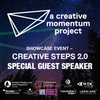 Creative Momentum Special guest