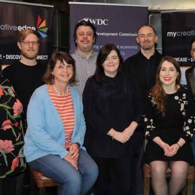Full Panel Siobhan Mulcahy, Eamonn O Sullivan, Sallyann Marron, Manus Burke, Sarah Dillon, Leo Scarff, Ruth Grahan, Pat Collins