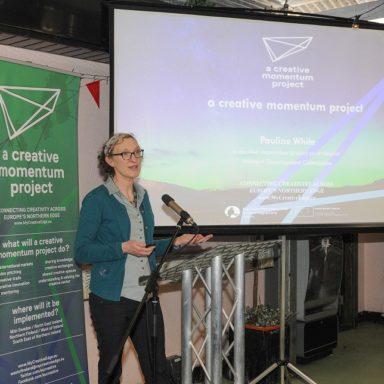 Pauline White presentation