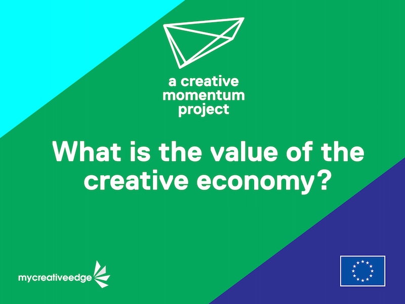 Value of the creative economy?