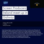 Screen Producers Galway ad